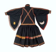 Nepalese Shaman Dress, Nepal, Early 20th C.