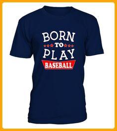 Born to Play Baseball Young Athlete TShirt - Baseball shirts (*Partner-Link)