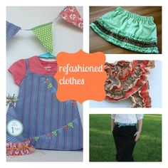 How to refashion clothing