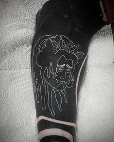 "TORG's Instagram post: ""🌑White namakubi head on black arm🌑 . . . . #namakubi #namakubihead #namakubitattoo #whitetattoo #blackwork #blackworkers #btattooing…"" Blackwork, Arms, Tattoos, Instagram Posts, Tatuajes, Arm, Tattoo, Tattoo Illustration, Irezumi"