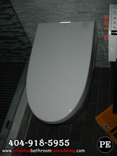 I Specialize in Custom TOTO Toilet Installation in Atlanta GA.