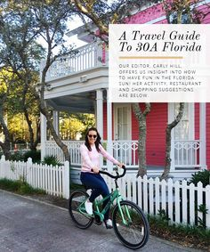 A Travel Guide To 30A Florida