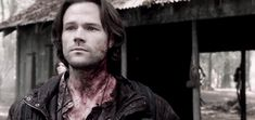 it's okay, sammy. Supernatural Convention, Winchester Supernatural, Supernatural Tv Show, Sam Winchester, Supernatural Episodes, Crazy People, Destiel, Superwholock, Fandoms