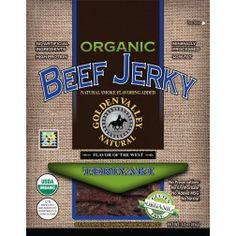 Founded in 1968 Golden Valley Natural is the leading producer of natural and organic beef buffalo and turkey jerky in the United States. The company's mission is to provide the highest quality meat products the way nature intended—without additives preservatives and hormones. The family-owned company raises over 15,000 livestock humanely on its western ranches. Golden Valley Natural is headquartered in Idaho Falls, Idaho.