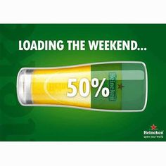 Just another weekend #weekend #heineken #beer #advertising #adv #ads #pacoadv #pescara #webdesign #graphic