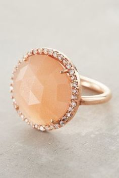 Indulgems Rosaline Ring #anthrofave...pinned by ♥ wootandhammy.com, thoughtful jewelry.