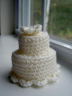 Mini Wedding Cake by liteprnces (available for free)