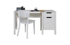 Bureau maison du monde blanc table a manger maison du monde
