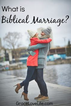 An in depth look what Biblical Marriage is with scriptural reference and input from others. Everything you need to know is right here!