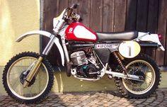 Husqvarna 250 WR from 1979