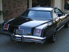 pontiac grand prix sj   1977 Pontiac Grand Prix, Sj - Triple Black **** on 2040cars