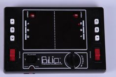 spent hours playing Blip with my dad....good memories!!