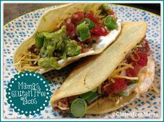 Quick and Easy Gluten Free Taco Dinner #glutenfree #family