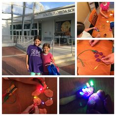 5-31-16/GEMS club at South Florida Science Museum: Girls Excelling in Math and Science