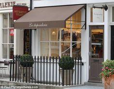 Shop La stupenderia Milano - London Motcomb Street