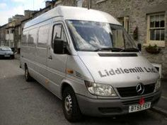 - Liddlemill Ltd Man & Van Hire North West  Liddlemill Ltd Man & Van Hire North West   Man and Van and Light haulage, Small removals, Lancaster and Morecambe, Courier Service based at Carnforth, Lancashire covering all of mainland UK.