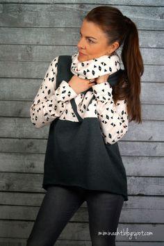 Mimi näht - Sweater