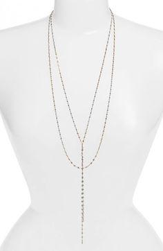 Lana Jewelry 'Mega Blake' Y-Necklace
