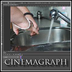 Cinemgraph erstellen mit Photoshop. Es kann so einfach sein.