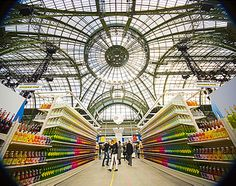 Chanel Supermarket Paris Fashion Week Chanel Fall 2014 RTW
