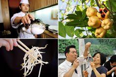 Los 15 alimentos más peligrosos del mundo