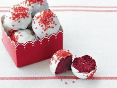 christmas truffles - Google Search