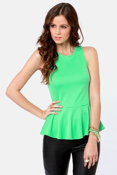 This top is adorable! I'd love to pair it with a jacket and tweed skirt and some t-strap heels :)