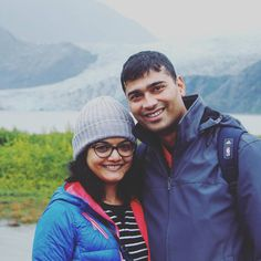Parul ↪ Girl-in-Chief (@girlinchief) • The good life. Magical views. Unforgettable memories. 👫💙 Alaska cruise details coming soon on the blog ➡️ girlinchief.com  #Alaska #comebacknew #travel #wanderlust #travelmates