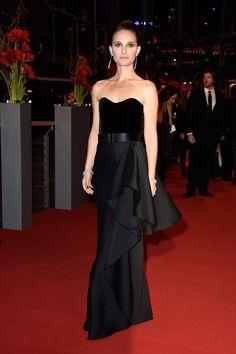 Natalie Portman de Lanvin en la Berlinale 2015.