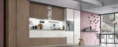 Discover all the information about the product Contemporary kitchen / wooden / hidden / lacquered INFINITY - STOSA CUCINE and find where you can buy it. Modern Kitchen Cabinets, Modern Kitchen Design, Kitchen Designs, Kitchen Drawing, European Kitchens, German Kitchen, Traditional Doors, Door Design, Interiores Design