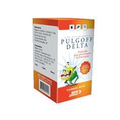 Pulgoff Delta - 30ml - Mundo Animal - MeuAmigoPet.com.br #petshop #cachorro #cão #meuamigopet