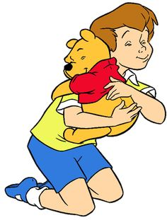 Christopher Robin Said to Pooh Winnie The Pooh Drawing, Piglet Winnie The Pooh, Winnie The Pooh Friends, Mickey Mouse And Friends, Pooh Bear, Eeyore, Tigger, Christopher Robin, Kids Cartoon Characters