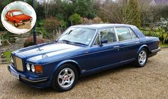 World Of Classic Cars: Bentley Turbo R - World Of Classic Cars -