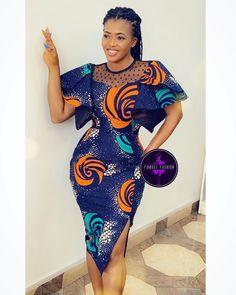 17 Astounding Handpicked Nigerian Ankara Styles For Fashionistas African Fashion Ankara, Latest African Fashion Dresses, African Print Fashion, Africa Fashion, Nigerian Fashion, Ankara Short Gown Styles, Short African Dresses, African Print Dresses, Nigerian Ankara Styles