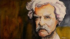 Mark Twain by Scott Parker Framed Prints, Canvas Prints, Mark Twain, Texture Art, Fine Art America, Book Art, Tapestry, Wall Art, Instagram Posts
