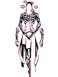 "kadabura: ""Angels of some sort. Fantasy Character Design, Character Design Inspiration, Character Concept, Character Art, Character Creation, Monster Concept Art, Monster Art, Dark Fantasy Art, Dark Art"