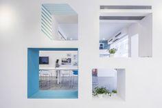 Beaver Workshop Office Space / MAT Office