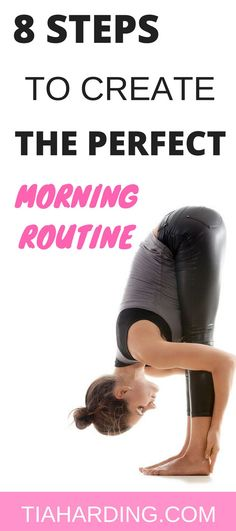 8 Steps To Create The Perfect Morning Routine - Tia Harding Beauty Routine 20s, Skin Care Routine For 20s, Skin Routine, Daily Routine For Women, Daily Routines, Morning Routines, Beauty Habits, Beauty Tricks, Beauty Secrets