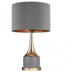 Grey Table Lamp Coming Soon