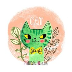 Hey there. I opened an etsy shop and am adding cute prints made with gouache and ink. Oh and pencil too! This kitty cat is available there. Hop over and maybe save my store to your favourites? But only if you like to, haha :hib   Flickr - Photo Sharing!