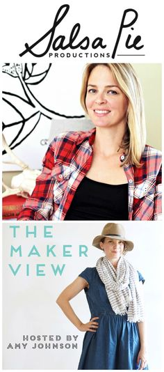 The Maker View Podcast Episode 3 | Caroline Gravino of Salsa Pie Productions talks motherhood, sustaining creativity, and her tips on getting started in video content design.