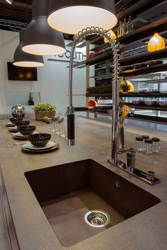 Neolith Kitchen Lounge 6