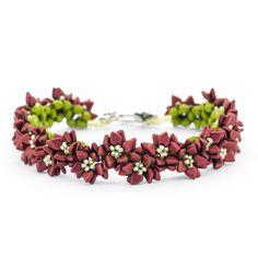Poinsettia Row Bracelet, Main Image