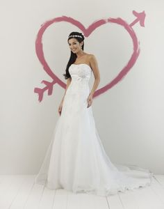 Sweetheart: Brautkleider-Kollektion Frühjahr 2012, Modell 5971