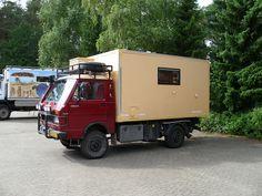VW LT 4x4 | VW LT 35 4x4 Camper -1- - a photo on Flickriver