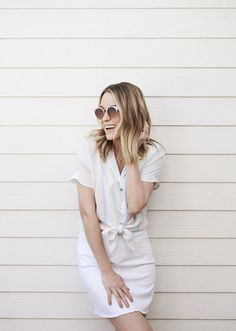 The official site of Lauren Conrad is a VIP Pass. Here you will get insider knowledge on the latest beauty and fashion trends from Lauren Conrad. Lc Lauren Conrad, Lauren Conrad Collection, Floaty Dress, Vogue, Trends, How To Look Pretty, Spring Summer Fashion, Summer Outfits, Short Sleeve Dresses