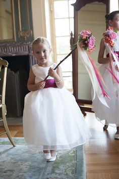 A childs wedding wand .We do make these and cost form  £12 -99 . .NOT OUR IMAGE