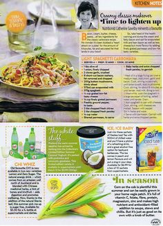 New Idea Magazine. February 2012.