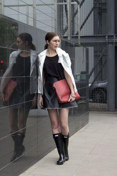 http://oliwiora.blogspot.com HANGER skirt
