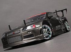 1/10 HobbyKing� Mission-D 4WD GTR Drift Car drone reviews